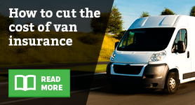 bebc660407 Compare Cheap Commercial Van Insurance - GoCompare