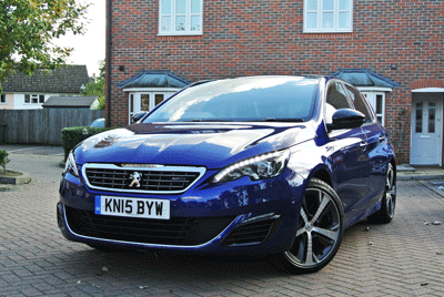 Image of Peugeot 308 GT
