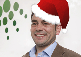 Image of ben wilson at christmas