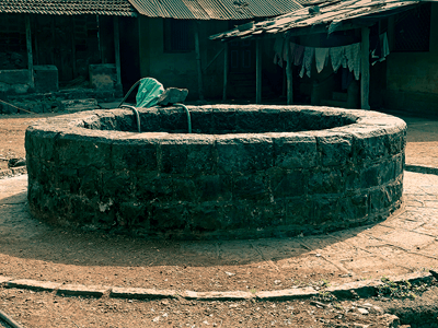Image of a well