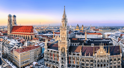 Image of Munich city centre