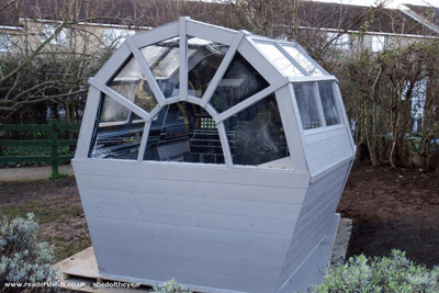 A Star Wars themed shed