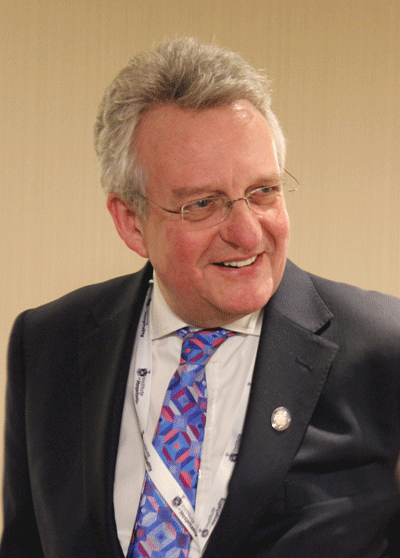 Image of Peter Ducker