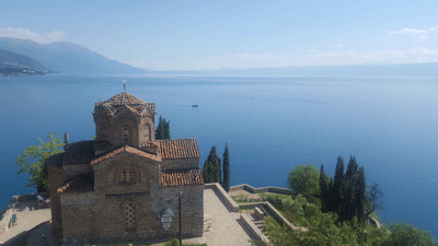 Image of Ohrid in Macedonia