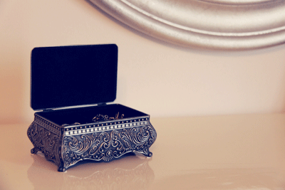 Image of a jewellery box