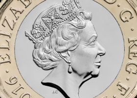 Image of new pound coin
