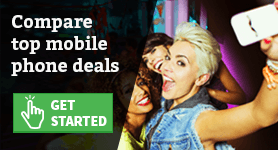 Compare the latest mobile phone deals at GoCompare