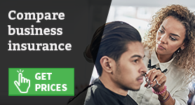Hairdressers compare business insurance and get prices in a snip
