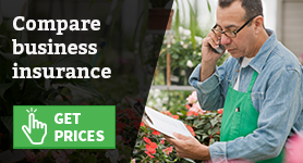 It's a gardener's world. Compare business insurance and get prices.