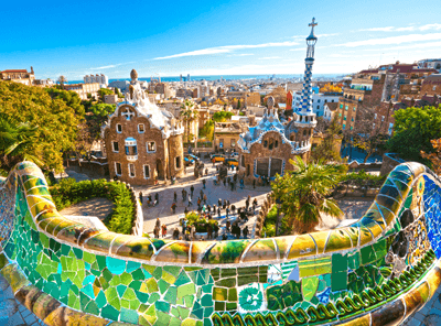 Holidaying to Barcelona? Book your flights eight weeks before departure to get the best deals.