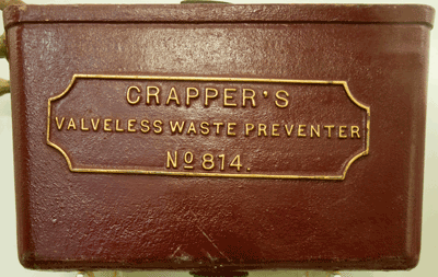 Image of a Crapper system