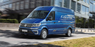Image of VW e-Crafter