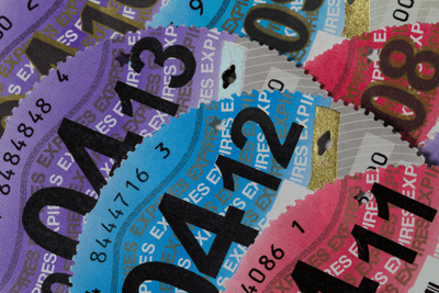 Tax discs are a thing of the past, and drivers are paying through the nose for going paperless