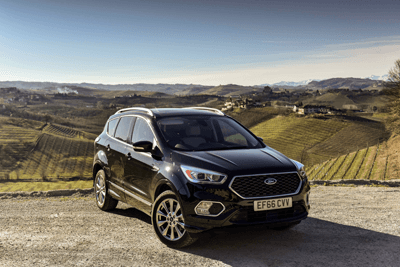 An image of the Ford Kuga