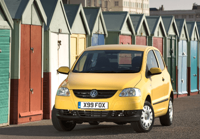 An image of the VW Fox