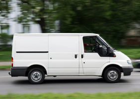 Van driving tips for the novice - Covered mag, presented by