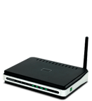 Home phone and broadband router