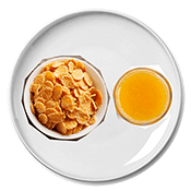Jessica Ennis-Hill's breakfast