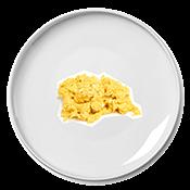 Kim Kardashian's breakfast