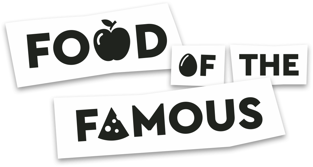 Food of the Famous logo